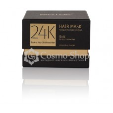 BIOTOP 24K GOLD HAIR MASK/ Маска 24К (250мл)