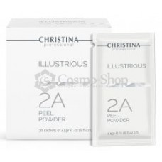 Christina Illustrious  Peel Powder 30*4.5 gr (  Step 2A ) / Пилинг-порошок 30 саше по 4,5г ( Шаг 2А )
