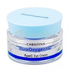 Christina FluorOxygen+C EyeC Eye Cream/ Крем для кожи вокруг глаз 30 мл