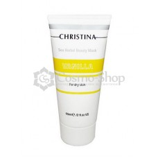 Christina Sea Herbal Beauty Mask Vanilla (For Dry Skin)/ Ванильная маска красоты для сухой кожи 60 мл