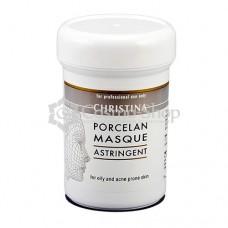 Christina Porcelan Astrigent Porcelan Mask/ Поросуживающая маска ''Порцелан'' для жирной и проблемной кожи 250 мл