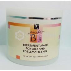 Dr.Kadir B3 Mask For Oily And Problematic Skin/ Маска для жирной и проблемной кожи  250мл