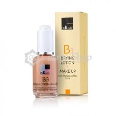 Dr.Kadir B3 Drying Lotion + Make Up Problematic Skin / Тонирующая эмульсия для кожи 30мл
