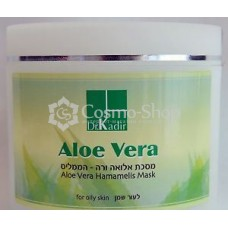 Dr.Kadir Aloe Vera-Hamamelis Mask For Oily Skin/  Маска алоэ-гамамелис для жирной кожи 250мл