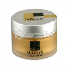 Dr.Kadir Matrix Care Gold Mask/ Золотая маска 50мл
