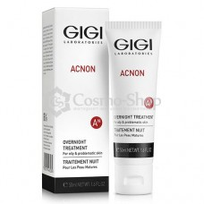 GiGi Acnon Overnight Treatment 50ml / Крем ночной  50мл