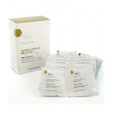 Holy Land Alpha-Beta & Retinol Professional Peeling Pads/  Пилинг-салфетки 24шт