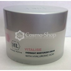 Holy Land Vitalise Overnight Moisturizer Cream With Hyaluronic Acid/ Ночной крем 250мл