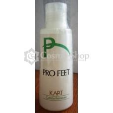 Pro Feet Cuticle Remover/ Средство Для Размягчения Кутикулы 120мл