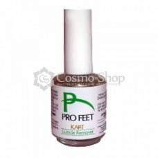Pro Feet Cuticle Remover/ Средство Для Размягчения Кутикулы 15мл
