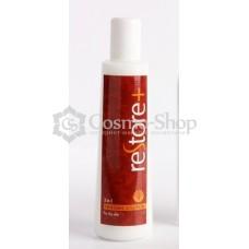 Restore +  Vinegars Solution 3 in 1/ Очищающее Молочко 3 в 1 (шаг 1) 250мл