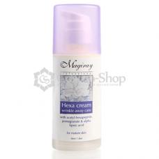 MAGIRAY HEXA-CREAM wrinkle away cream/ ГЕКСА-Крем - от мимических морщин  50мл