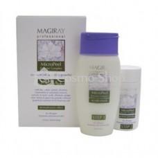 """MAGIRAY MicroPeel Enzyme Complex/ Система """"МикроПил"""" с энзимным комплексом – эффективная система для тщательного очищения (крем-скраб+пудра),  125мл/100мл(70гр)"""