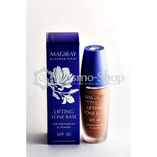 MAGIRAY RESTORE LIFTING TONE BASE SPF-30 (for normal to dry skin)/ Лифтинг тонбаза для сухой кожи(30мл)