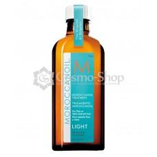 MoroccanOil Oil Treatment Light / Легкое восстанавливающее масло для тонких и светло окрашенных волос 100мл
