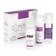 PERFECT BEAUTY  Perfect Home Whitening Kit/ Серия продуктов для отбеливания в домашних условиях (набор 3 пр.)