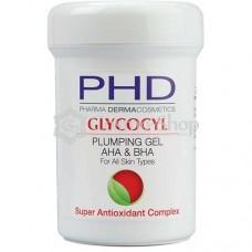 Glycocyl Plumping Gel AHA& BHA/ Лечебный гель для распаривания с двойным эффектом 250мл
