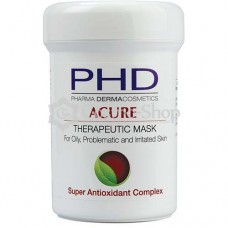 Acure Therapeutic  Mask/ Лечебная маска для жирной, раздраженной и проблемной кожи 250мл