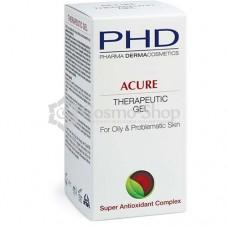 Acure Therapeutic  Gel/ Лечебный гель для жирной и проблемной кожи 50 мл