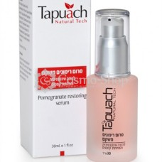 Tapuach Restore Pomegranate Serum/ Гранатовая восстанавливающая сыворотка для лица 30мл
